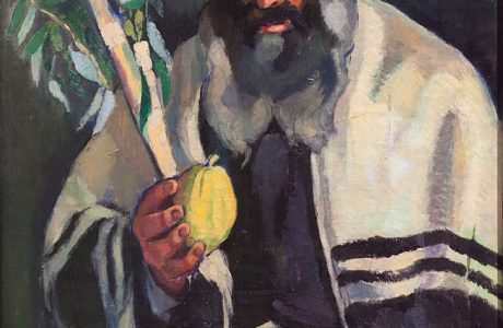 Joyous Sukkot – 'Feast of Booths'
