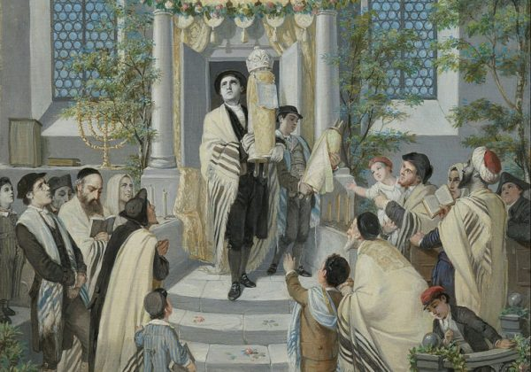 Shavuot the 'Feast of Weeks'