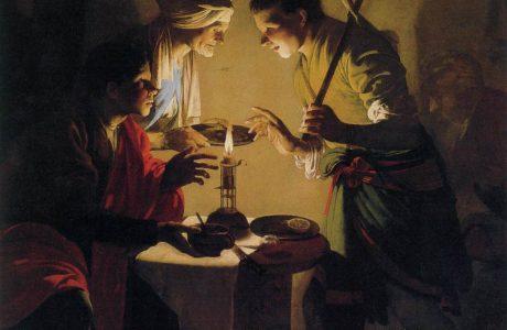 'Struggled Together' – The 'Hebrew' Battle Between Esau andJacob