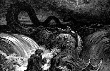 The Mysterious 'Great Sea Creatures' of Genesis: What Are They? (Part II )