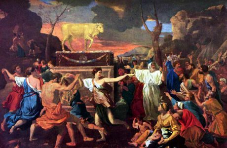 The Census Tax and the GoldenCalf