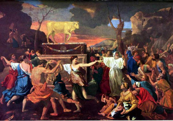 The Census Tax and the Golden Calf