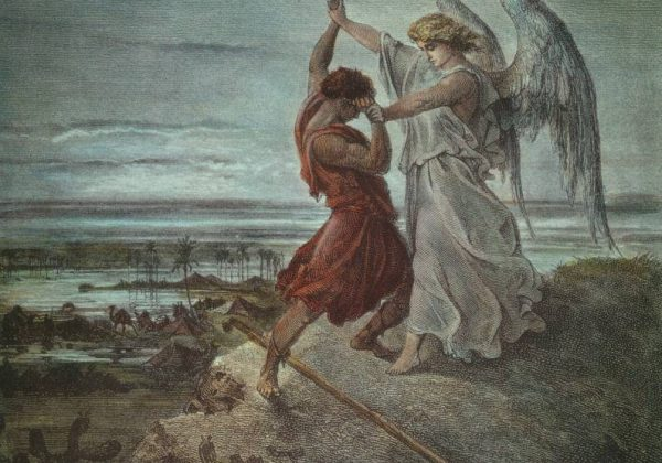 The Hebrew Meaning of the Word Angel: With Whom Did Jacob Wrestle?