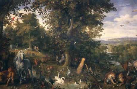 The Deeper Hebrew Meaning of the 'Garden of Eden'