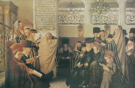The Hebrew Meaning of Shabbat Teshuvah