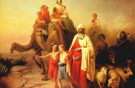 God's Request of Abram – a Hebrew Interpretation