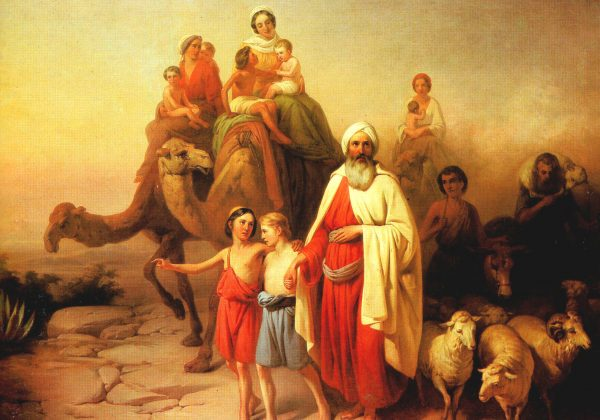God's Request of Abram – a Hebrew Interpretation