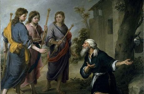 A lesson in Biblical Hebrew syntax: Who was the mysterious Aramean?