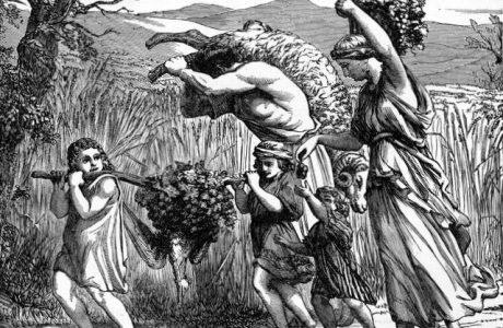 Revealing the Hebrew Meanings of the Seven Species of the Land ofIsrael