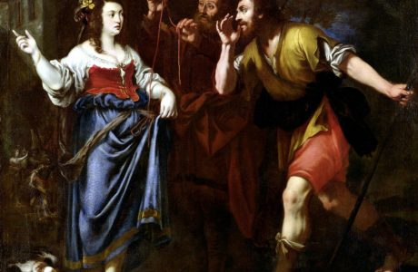 Spies and Espionage in the Hebrew Bible
