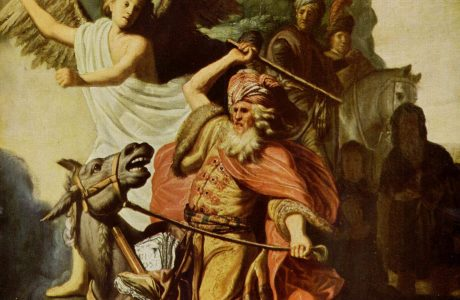 A Lesson in Modesty: Moses and Balaam