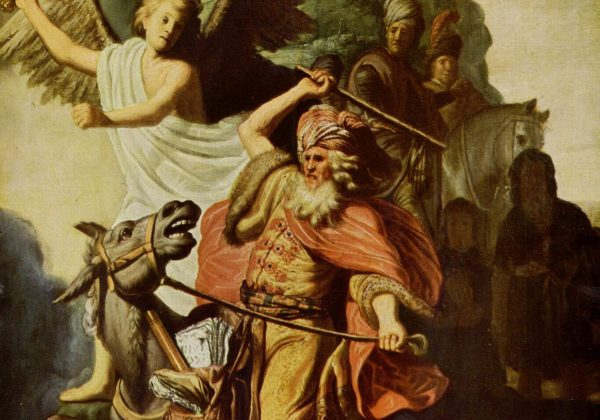 A Lesson in Modesty: Moses andBalaam