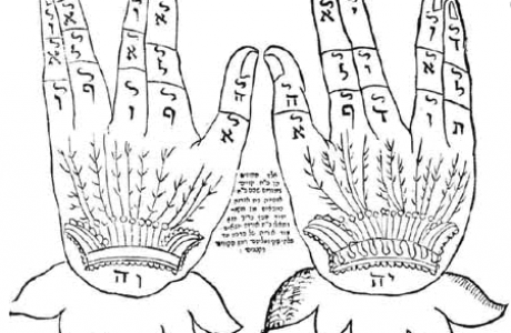 The Mysterious Hebrew Structure of the Priestly Blessing