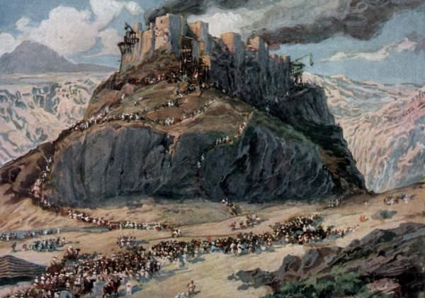 Biblical Warfare: A 'Hidden' Command toMoses?