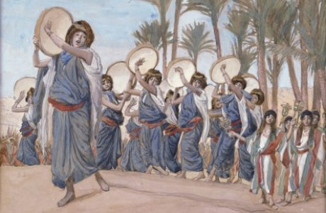 Deeper Hebrew Meanings in the Song ofMoses