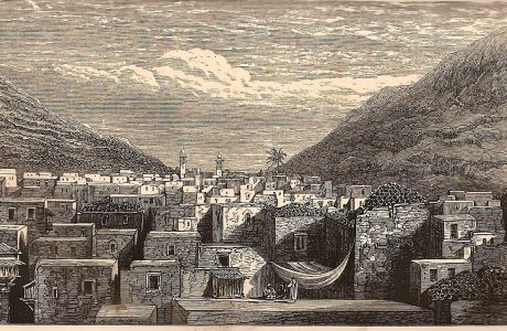 The Hebrew Meaning of the Biblical City of Shechem